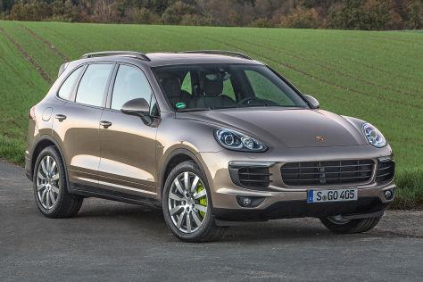 Porsche Cayenne Plug-in-Hybrid: Fahrbericht