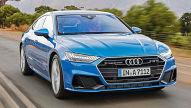 Audi A7 Sportback (2018): Test