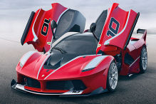 1050 PS � der extremste Ferrari