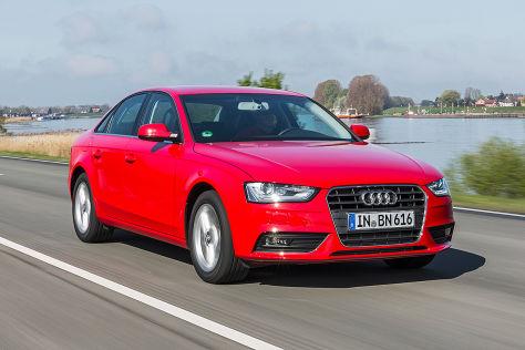 Audi A4: Rückruf