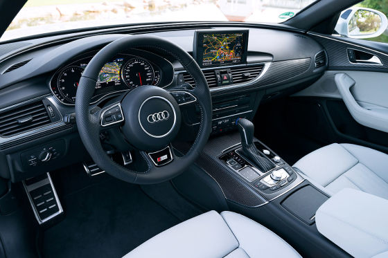Audi A6 Facelift 1.8 TFSI
