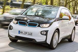 BMW i3 ist am