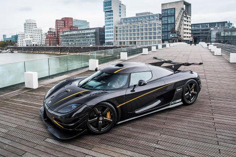 Koenigsegg Agera One:1: Zulassungsprobleme