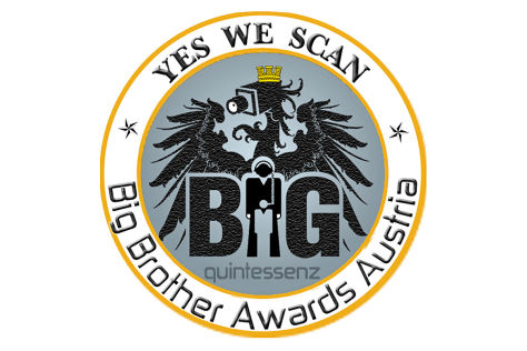 Big Brother Awards Logo Österreich