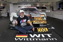 Marco Wittmann � DTM-Champion 2014