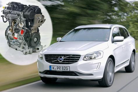 Volvo Drive-E: Neuer Dreizylinder-Motor