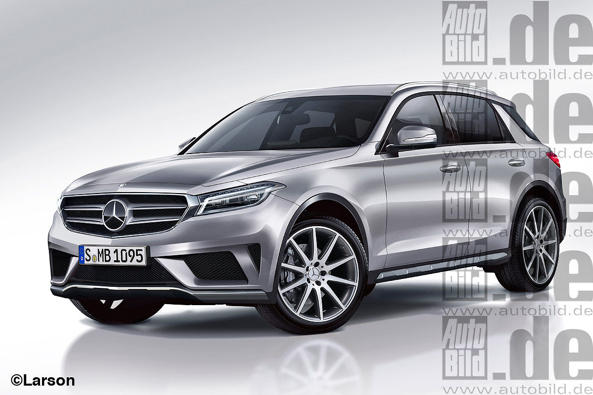 2018 - [Mercedes] GLE II ( ML IV )