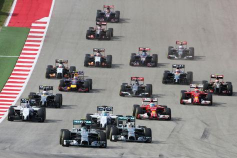 USA GP 2014