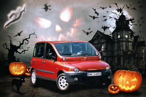 Autos des Grauens: Halloween-Special