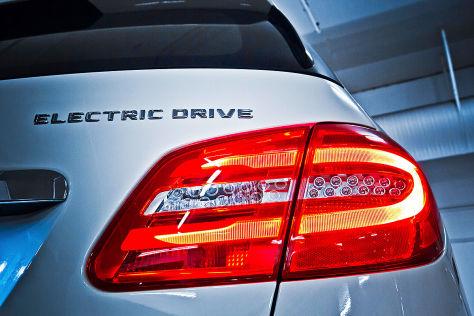 Mercedes B-Klasse Electric Drive: Preise