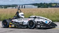 Schweizer E-Auto: Beschleunigungsweltrekord