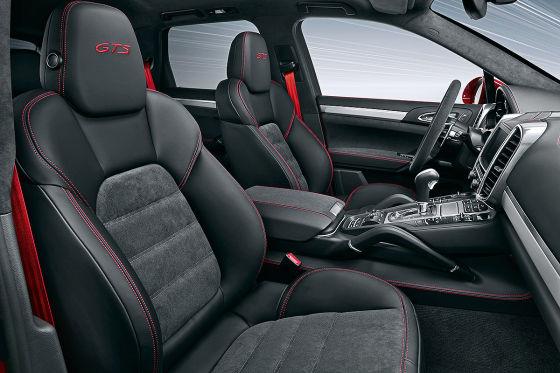 Porsche Cayenne GTS Facelift