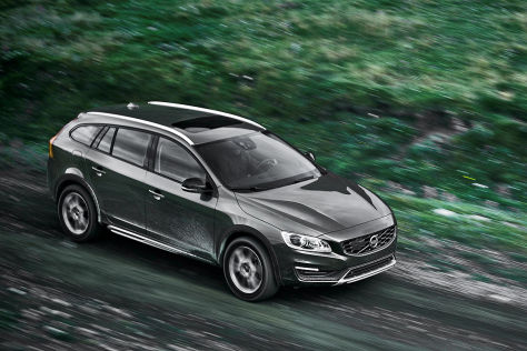 LA Auto Show 2014: Volvo V60 Cross Country - Vorschau