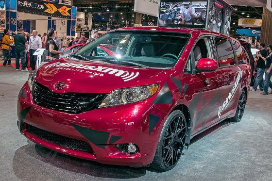 Toyota Siena Remix