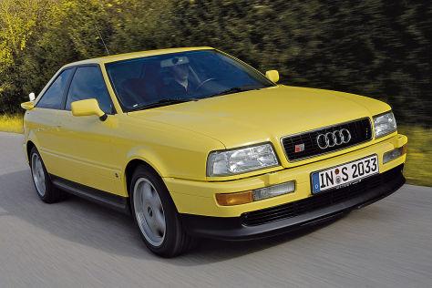 Imagewandel vo Audi in den 1990er-Jahren