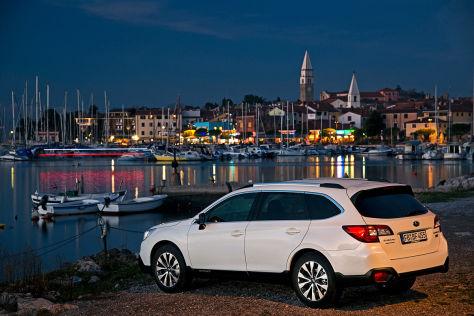 Subaru EyeSight Beispielbild