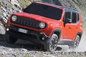 Jeep auf Erfolgskurs