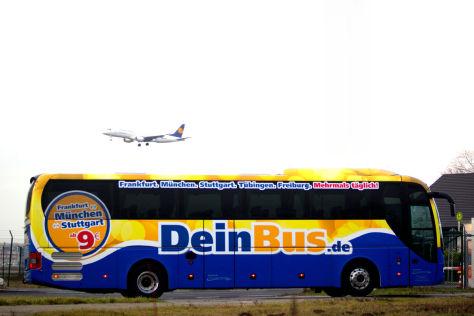 Fernbus von DeinBus.de