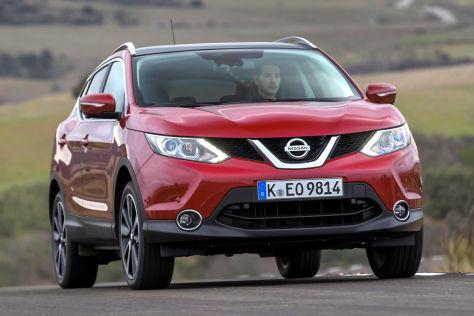 Nissan Qashqai: Kaufberatung
