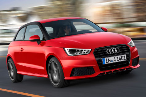 Audi A1 Facelift (2014): Vorstellung