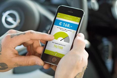 Kfz-Versicherung AppDrive