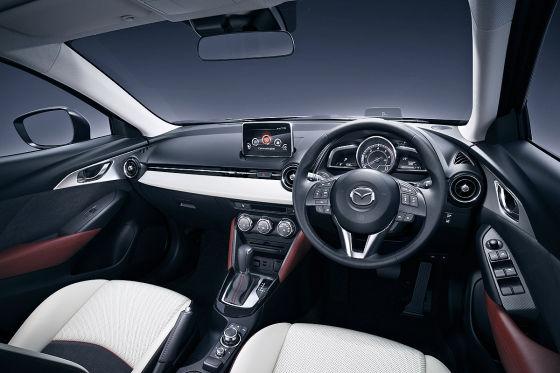 Mazda CX-3 Cockpit