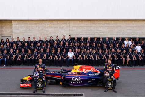 Red Bull & Vettel