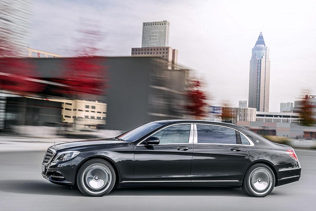 Mercedes-Maybach S 500 / S 600: Preise - Bilder - autobild.de