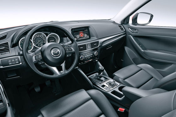 mazda cx 5 facelift 2015 la auto show 2014. Black Bedroom Furniture Sets. Home Design Ideas