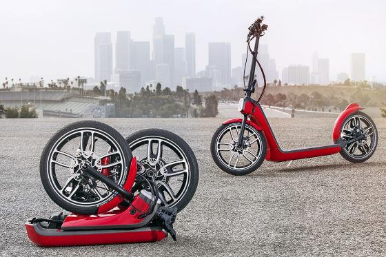 Mini Citysurfer Concept La Auto Show 2014 Autobild De