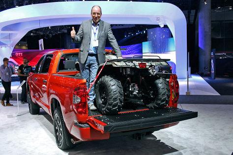 LA Auto Show 2014: Tops und Flops