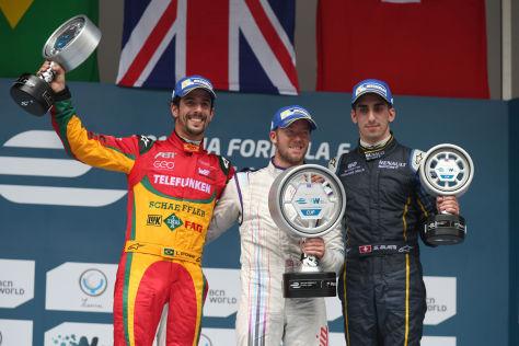 Formel E Malaysia 2014