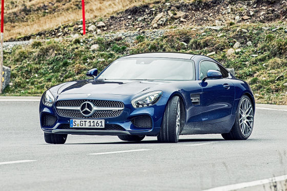 Mercedes AMG-GT S