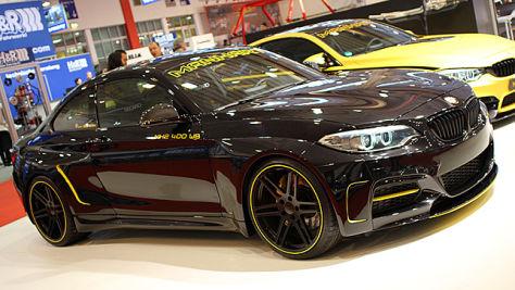 Essen Motor Show 2014: Rundgang