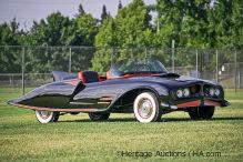 Batmans Auto bringt sechsstellige Summe