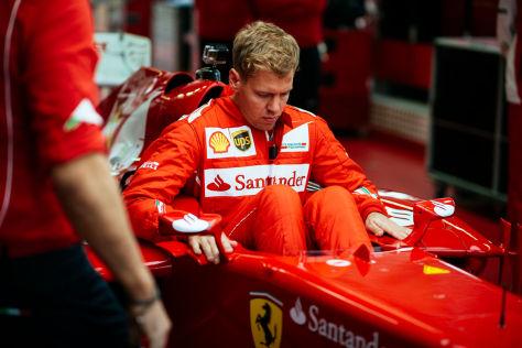 Vettel bei Ferrari