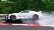 Chevy Camaro-Erlk�nig gecrasht: Video