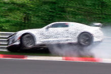 Camaro-Crash auf dem Ring