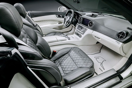 Mercedes SL 63 AMG Collector's Edition