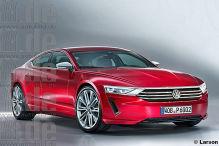 VW greift BMW 5er an