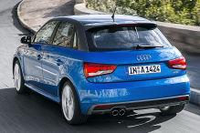 Erste Fahrt im aufgefrischten Audi A1