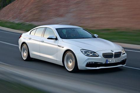 BMW 6er Facelift Vorstellung: 2015