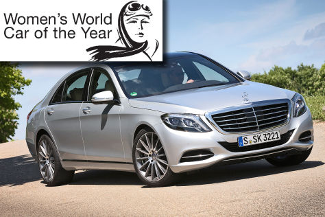Womens World Car of the Year 2014
