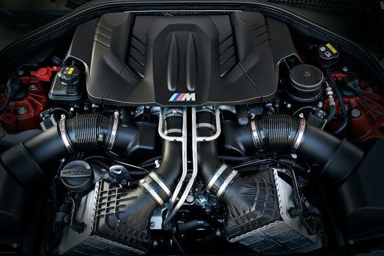 BMW M6 Facelift