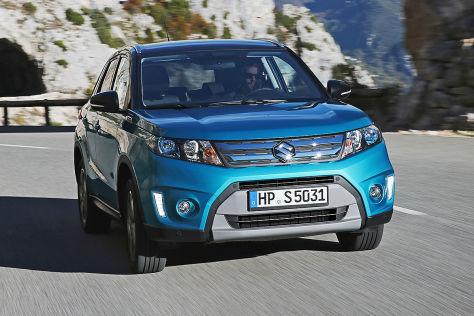 Suzuki Vitara Front