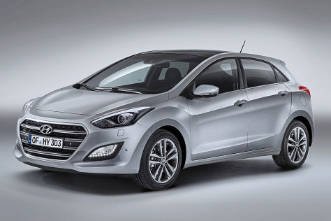 Hyundai I30 Facelift 2015 Preise Autobild De