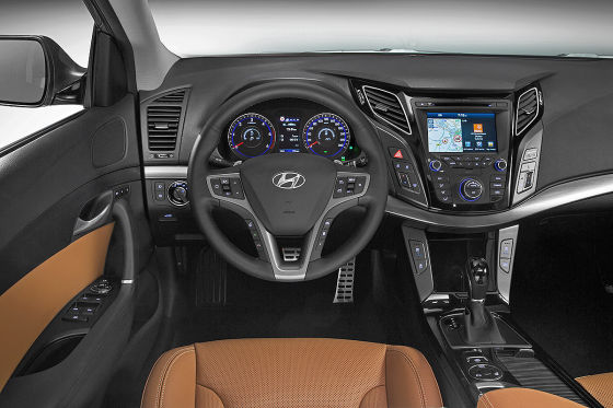 Hyundai i40 Innenraum