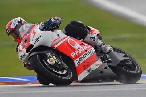 Danilo Petrucci hat kein Problem damit, dass er nicht die GP14.2 erhält