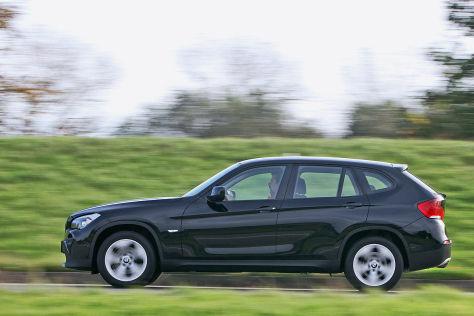 BMW X1: Gebrauchtwagen-Test