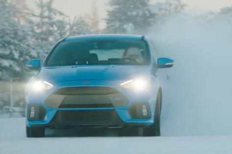 "Ford ""Snowkhana 3""-Werbefilm"